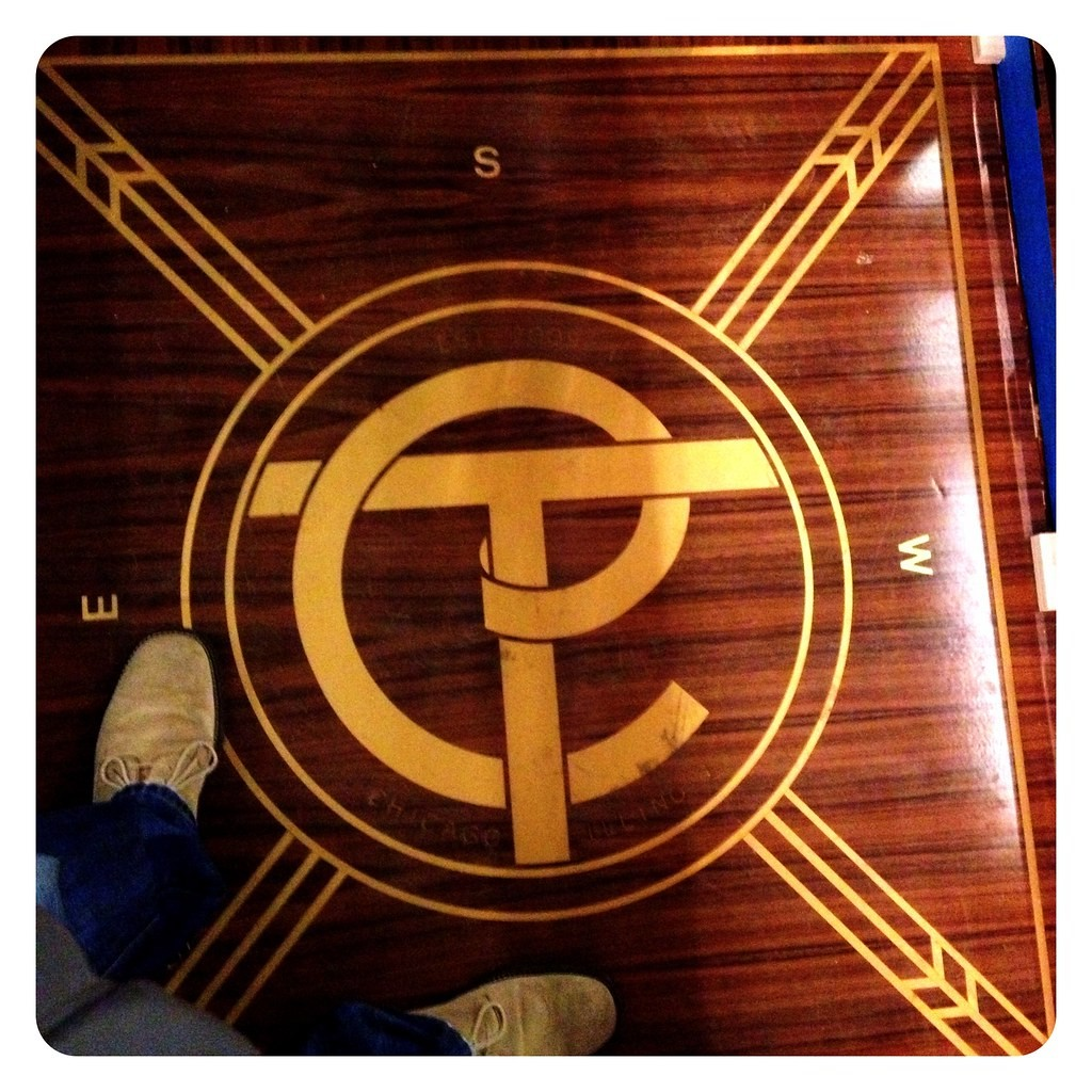 Trunk Club Elevator Floor